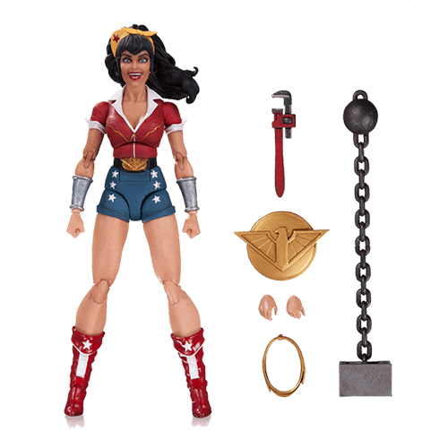 Figurina: DC Bombshells Wonder Woman