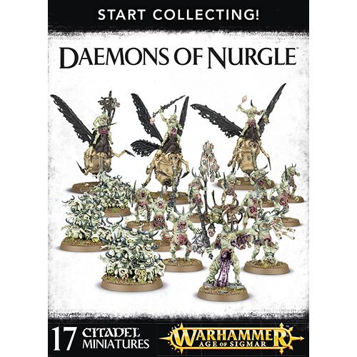 Warhammer: Start Collecting - Daemons of Nurgle