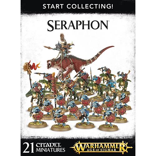 Warhammer: Start Collecting - Seraphon