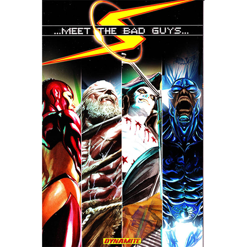 Project Superpowers Meet The Bad Guys TP