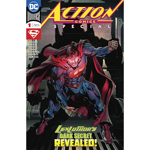 Action Comics Special 1 imagine