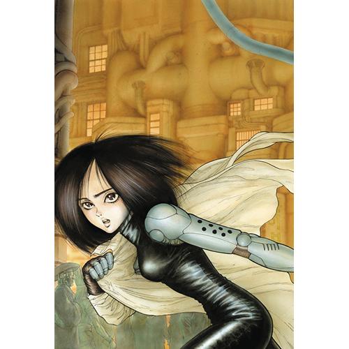 Battle Angel Alita Deluxe Edition HC Vol 02