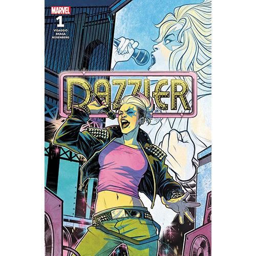 Dazzler X Song 1