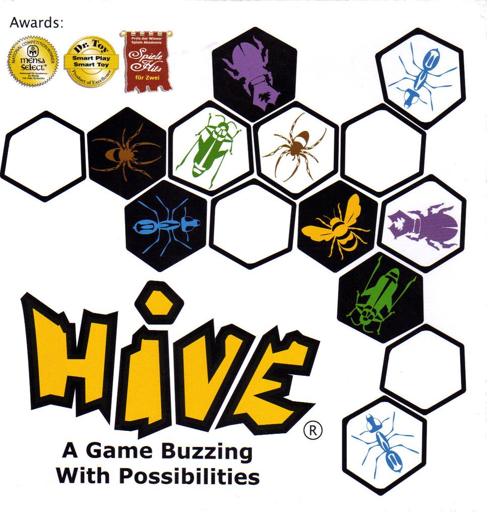 Hive (DETERIORAT)