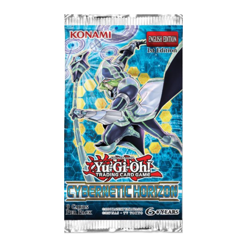 Yu-Gi-Oh!: Cybernetic Horizon - Booster Pack imagine