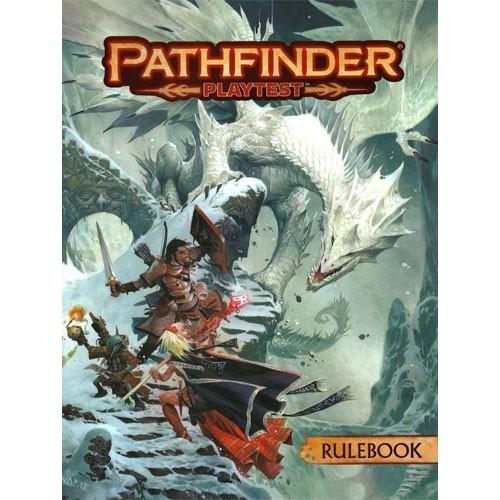 Pathfinder RPG 2nd Ed: Playtest Rulebook (Hardcover)