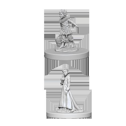 Pathfinder Unpainted Miniatures: Children