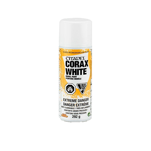 Corax White Spray
