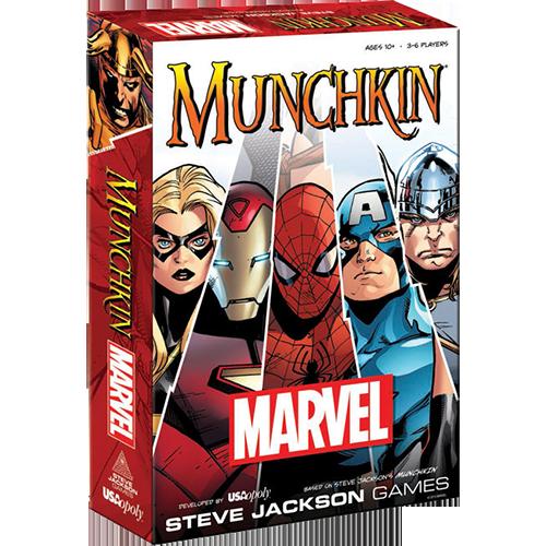 Munchkin: Marvel