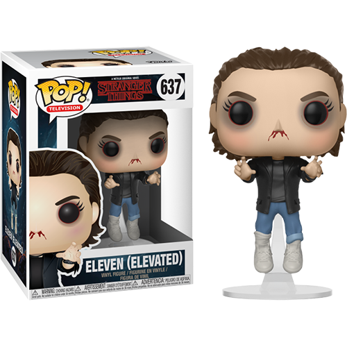 Funko Pop: Stranger Things - Eleven Elevated