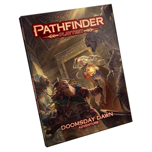 Pathfinder RPG 2nd Ed:Playtest Adventure Doomsday Dawn
