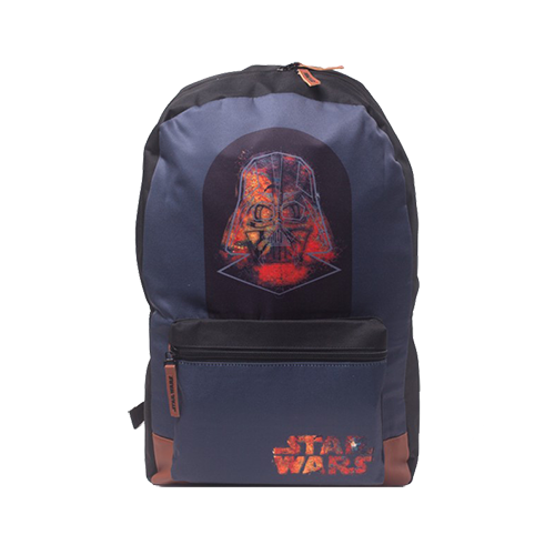 Ghiozdan: Star Wars - Darth Vader Placement Printed