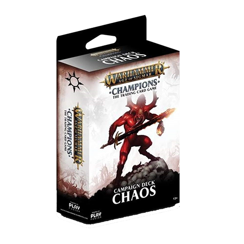 Warhammer Age of Sigmar: Champions - Chaos