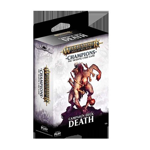 Warhammer Age of Sigmar: Champions - Death