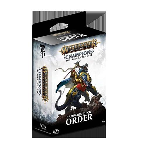 Warhammer Age of Sigmar: Champions - Order