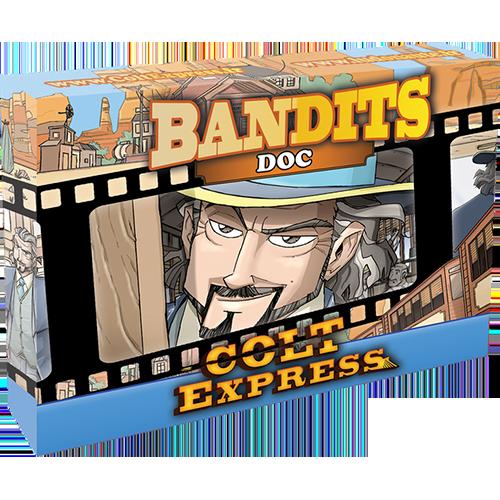 Colt Express: Bandits Expansion - Doc