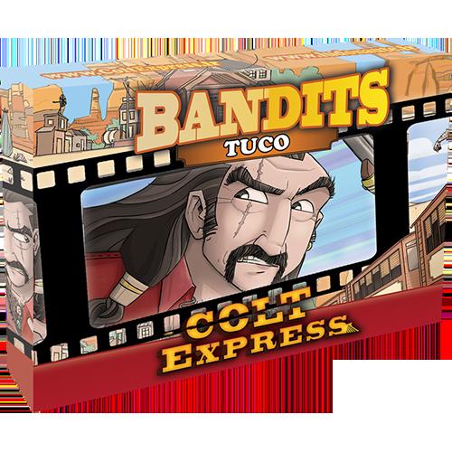 Colt Express: Bandits Expansion - Tuco