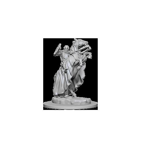 Pathfinder Unpainted Miniatures: Knight On Horse