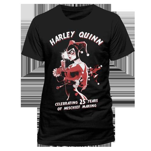 Tricou: Batman - Harley Mischief M