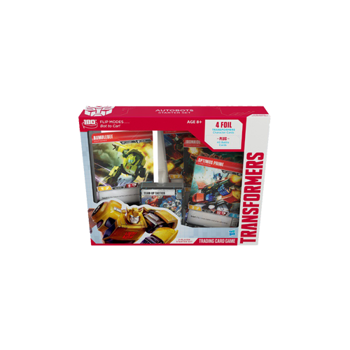Transformers Trading Card Game Starter Set
