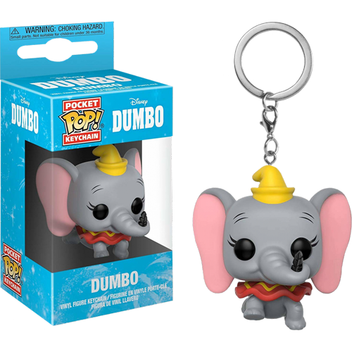 Funko Pop: Breloc - Dumbo