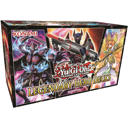 Yu-Gi-Oh!: Legendary Hero Decks imagine