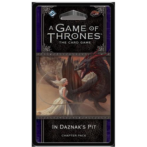 A Game of Thrones: The Card Game (ediţia a doua) – In Daznak's Pit imagine