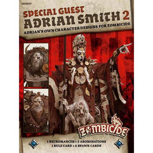 Zombicide Green Horde: Special Guest - Adrian Smith imagine