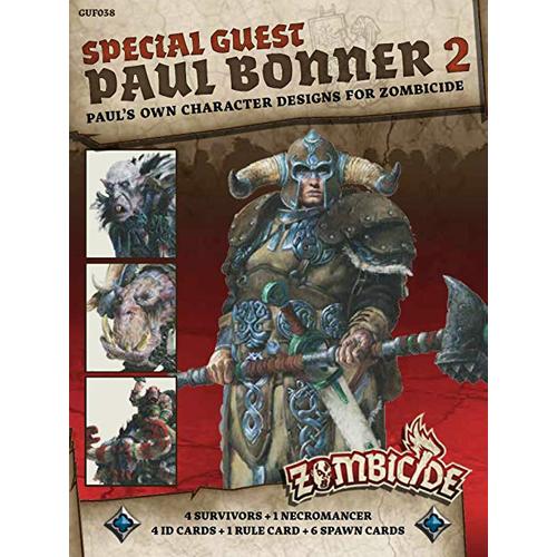 Zombicide Green Horde: Special Guest - Paul Bonner imagine