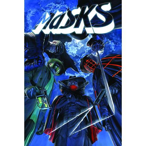 Masks TP Vol 01