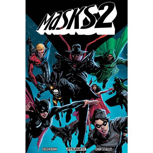 Masks TP Vol 02