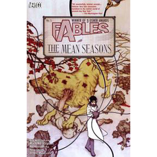 Fables TP Vol 05 The Mean Seasons