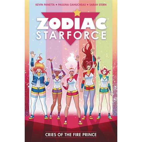 Zodiac Starforce TP Vol 02 Cries of The Fire Prince imagine