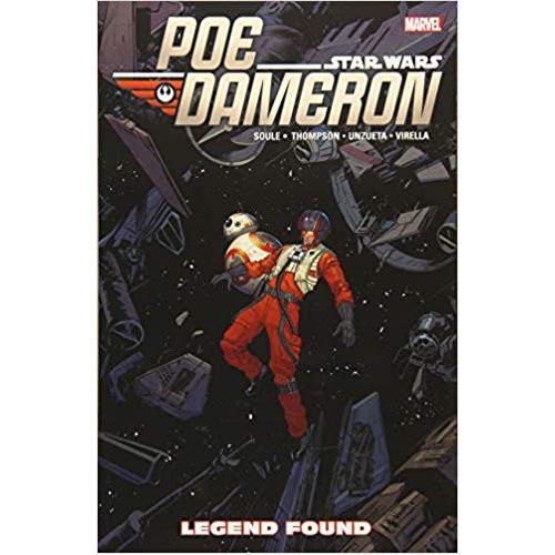 Star Wars Poe Dameron TP Vol 04 Legend Found imagine