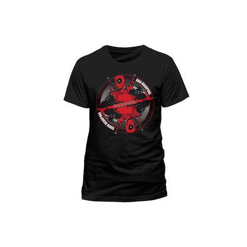 Tricou: Deadpool - Bad Good XL