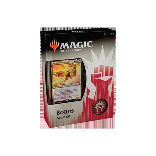 Magic: the Gathering - Guilds Of Ravnica: Guild Kit - Boros