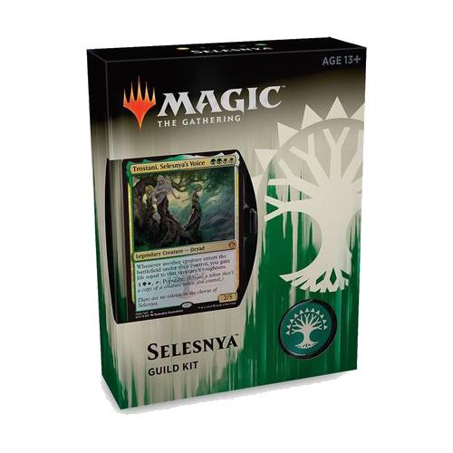 Magic: the Gathering - Guilds Of Ravnica: Guild Kit - Selesnya