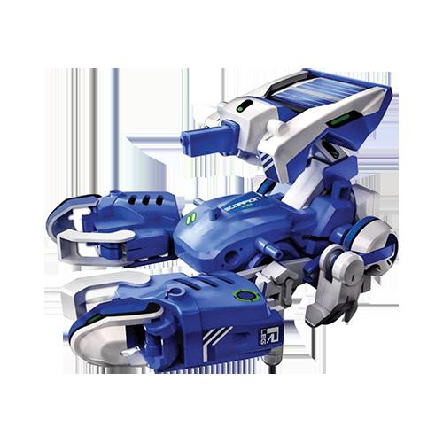 Robot Solar 3 in 1