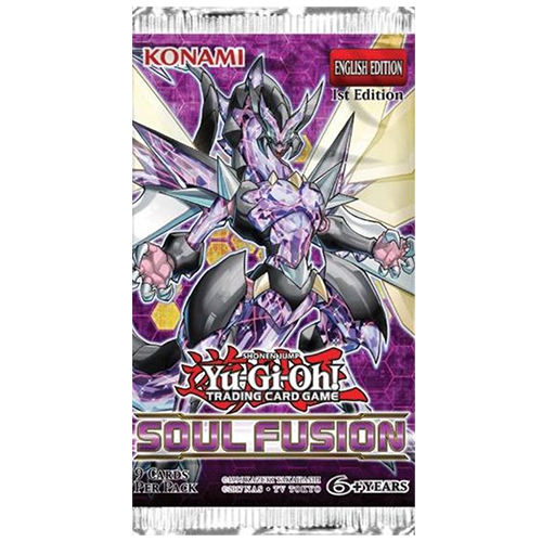 Yu-Gi-Oh!: Soul Fusion - Booster Pack imagine