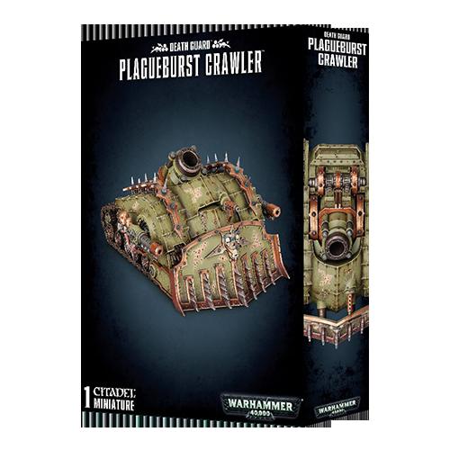 Warhammer: Death Guard Plagueburst Crawler