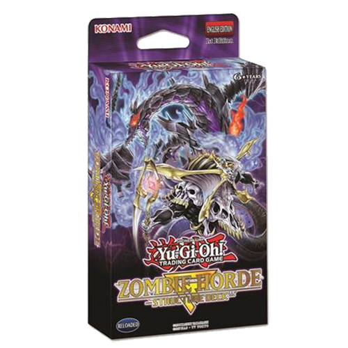 Yu-Gi-Oh!: Structure Deck: Zombie Horde imagine