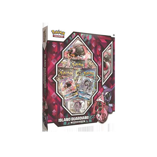 Pokemon Trading Card Game: Island Guardians GX Premium Collection
