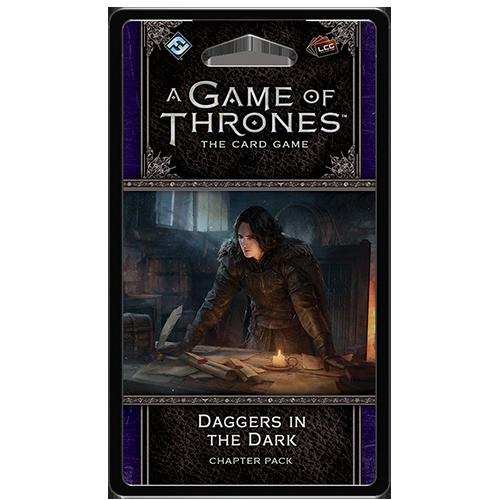 A Game of Thrones: The Card Game (ediţia a doua) – Daggers in the Dark