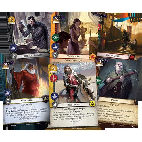A Game of Thrones: The Card Game (ediţia a doua) – Daggers in the Dark - 1