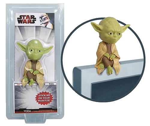 Funko Pop: Star Wars - Yoda Computer Mascot
