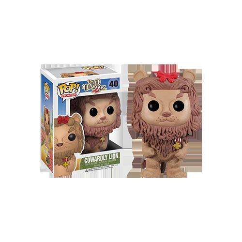 Funko Pop: The Wizard of Oz - Cowardly Lion