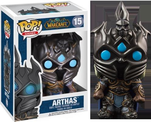 Funko Pop: Warcraft - Arthas