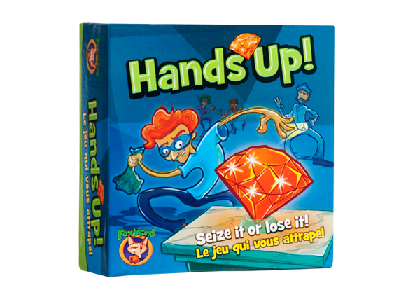 Hands Up! imagine