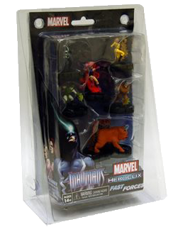 Marvel HeroClix: Guardians of the Galaxy - The Inhumans Fast Forces Pack