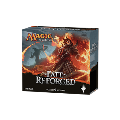 Magic: the Gathering - Fate Reforged: Fat Pack imagine